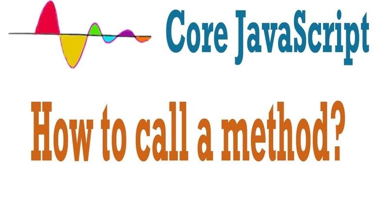 Gọi hàm trong javascript